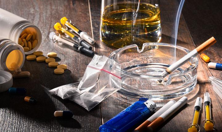 اعتیاد به چند ماده مخدر