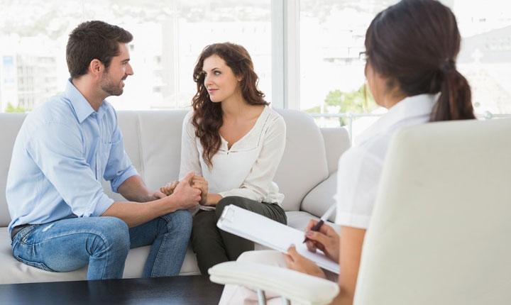 درمان ازدواج