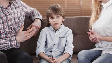 تربیت فرزندان طلاق