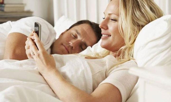 رابطه با زن شوهردار