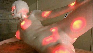 تصویر از نقاط حساس بدن زن که حتما باید لمس کرد