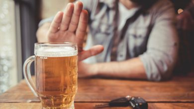 تصویر از ترک الکل | فوائد و روش های ترک الکل