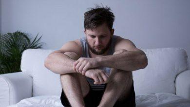 تصویر از واکنش مردان بعد از جدایی | احساسات مردان مطلقه