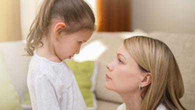 تصویر از نه گفتن به کودک از چه سن و زمانی باید انجام شود