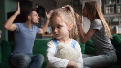 تاثیر طلاق بر فرزند دختر