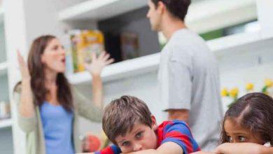 رفتار با کودک طلاق