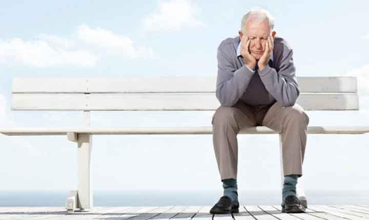 افسردگی بعد بازنشستگی