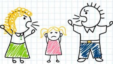 اختلافات خانوادگی