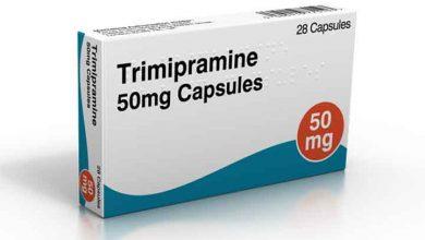 قرص تریمیپرامین