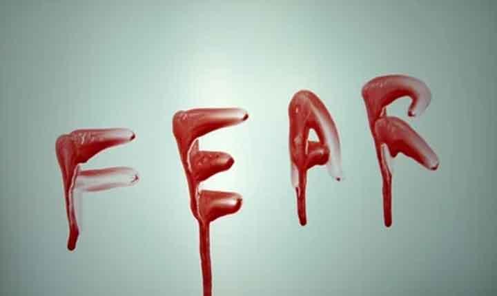 ترس از خون یا هموفوبیا