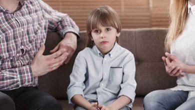 سن مناسب طلاق برای کودکان