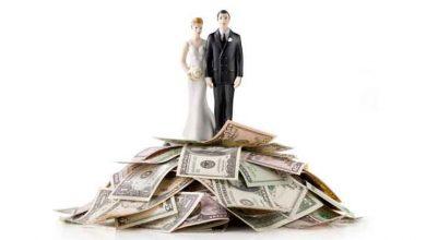 ازدواج بخاطر پول و موقعیت اجتماعی