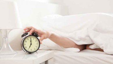 علت خواب زیاد
