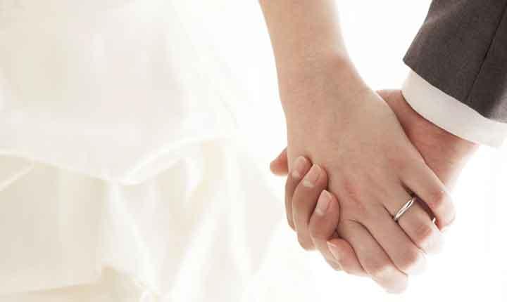 ازدواج با دوست پسر