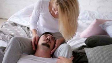 درخواست رابطه از طرف زن به شوهر