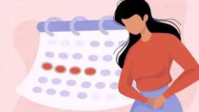علت پریود نشدن دختر مجرد و زنان چیست