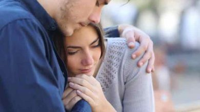 برخورد با همسر افسرده و راه های شاد کردن او