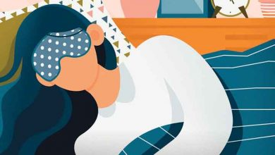 درمان بی خوابی ناشی از علل مختلف