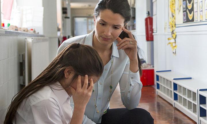 برخورد با دانش آموزان طلاق