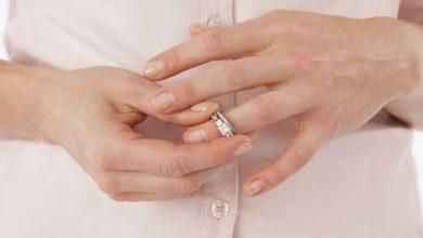 نشانه های طلاق در زنان