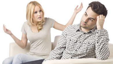 علت تنفر مرد از همسر اش چیست