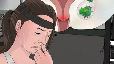 بوی بد واژن نشانه چه بیماری است