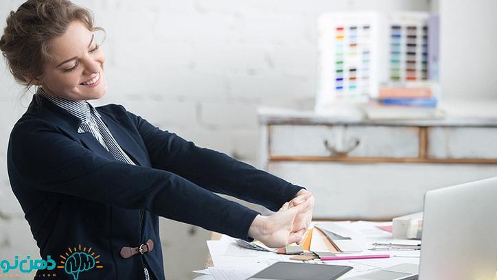 کاهش استرس شغلی در سازمان و محیط کار