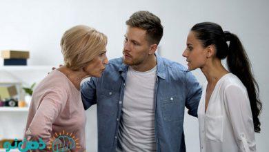 رفتار با مادر شوهر بی ملاحظه