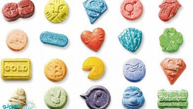 قرص ام دی ام ای (MDMA)